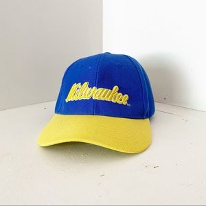 Vintage Milwaukee baseball cap